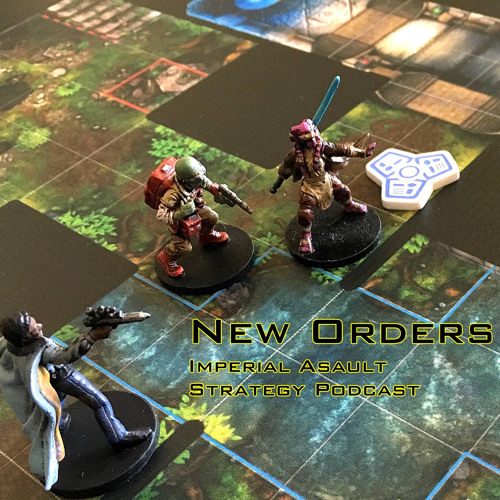 New Orders - Episode 7 - Anchorhead Map, Points for Kills, Jabba's Realm Command Cards