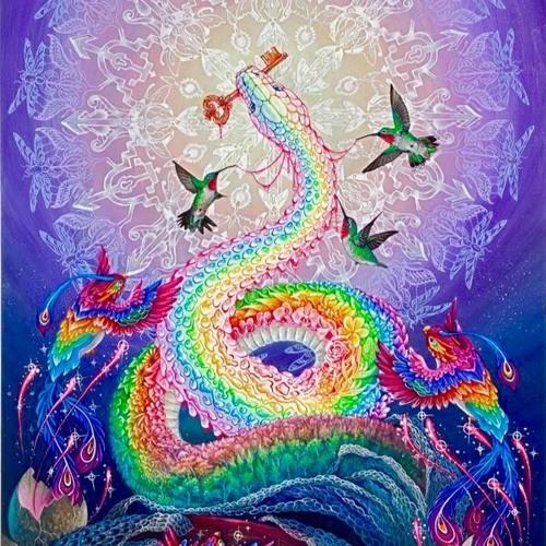 Rainbow Serpent 2017 Chill Stage Sunset Set 20:00-21:30
