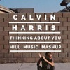 Calvin Harris - Thinking About You [MASHUP ft. Dizzee Rascal]