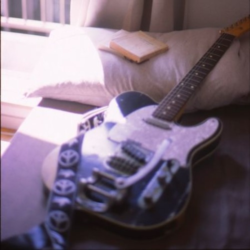One day my guitar