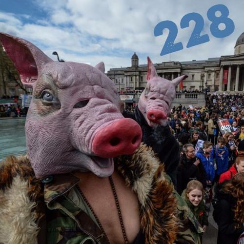 228: Protesting Instagram's Dirty Parlour Pranks