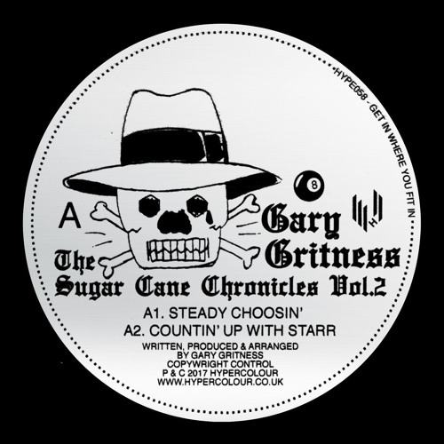 PREMIERE: Gary Gritness - Countin' Up With Starr [Hypercolour]