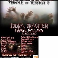 DJ Smurf @ Temple Of Terror. Drachten, Holland - 18/12/2004