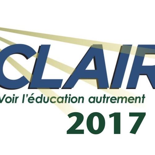 Entrevues à la Radio des Jeunes d'Acadiepédia à Clair2017