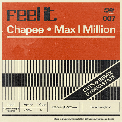 Chapee & Max I Million - Feel It (Main & Remix)*Video Link in Descpription