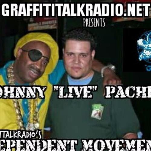 GTR presents Johnny LIVE Pacheco