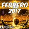 MUSICA ELECTRONICA FEBRERO 2017 - CON NOMBRES