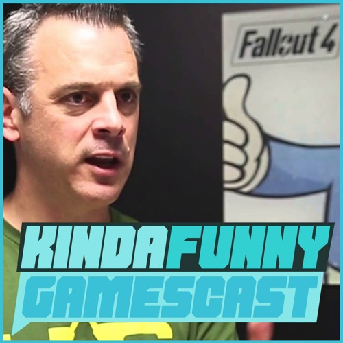 Bethesda's VP Of Marketing Pete Hines (Special Guest) - Kinda Funny Gamescast Ep. 106