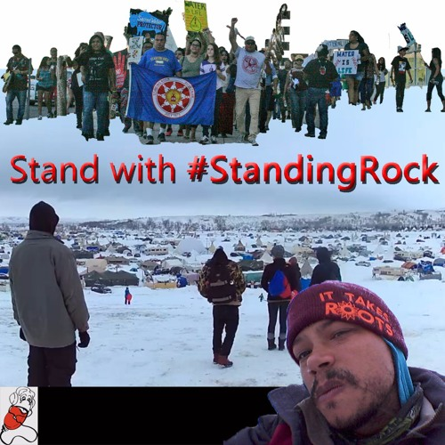 Stand with #StandingRock