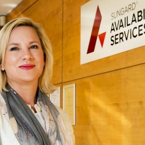 Carmel Owens the Sales and General Manager of Sungard AS Ireland