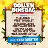 Dollen Dinsdag 2017 - Warmup mix FDJL & V-Delicious mp3