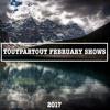 TOUTPARTOUT - February shows