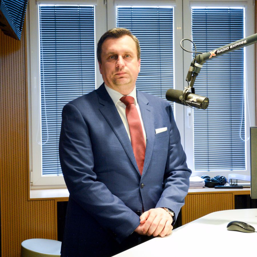 Andrej Danko - Vzťahy v koalícii sú výrazne poznačené, kríza trvá