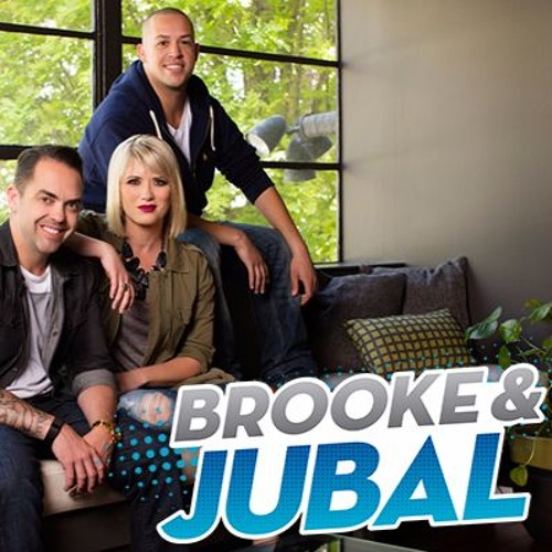 Brooke and Jubal in The Morning 2-3-17