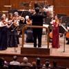 Vivaldi & Berg Concertos plus Symphonies by Brahms & Beethoven