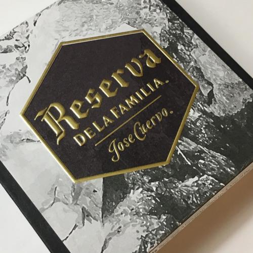 Reserva De La Familia Tequila and Tcho Chocolate