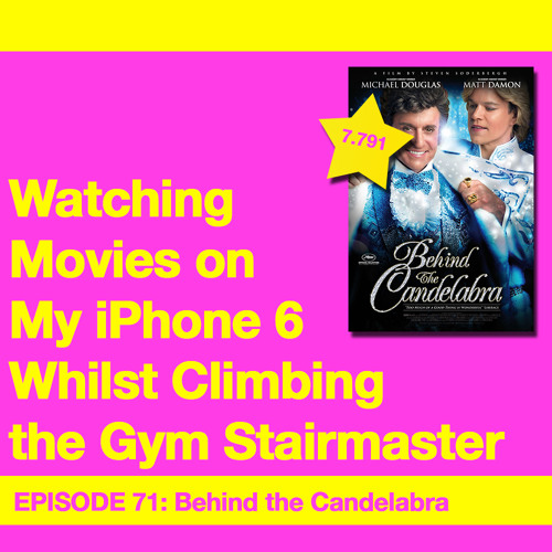 Movie Review 71: Behind The Candelabra (2013)