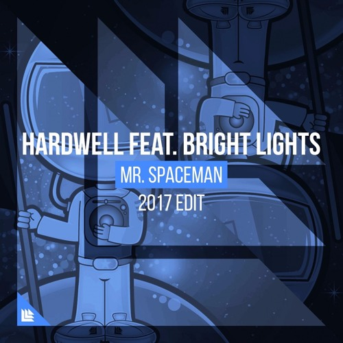 Hardwell feat. Bright Lights - Mr. Spaceman (RMCM Bootleg)