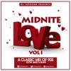 DJ TopDonn Presents - Midnite Love Vol. I [90s Slow Jam Throwbacks]