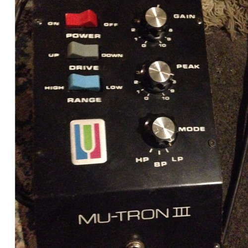 Mu-tron III (Audio-Phonic) Review by Nitsuga niensunga   Free