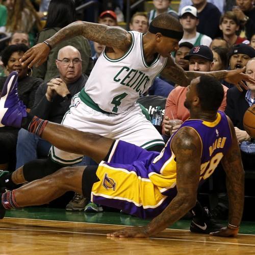 Boston Celtics def. Los Angeles Lakers 113-107