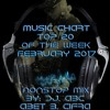 MUSIC CHART., TOP 20 OF THE WEEK FEB 2017.