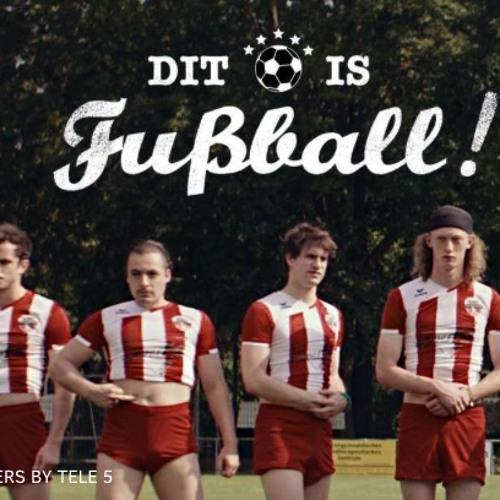 """Rock Soundtrack - """"Dit is Fußball"""" 2016 - my tracks"""