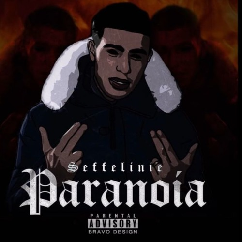 Seffelinie - Zoveel Gezien (Paranoia EP)