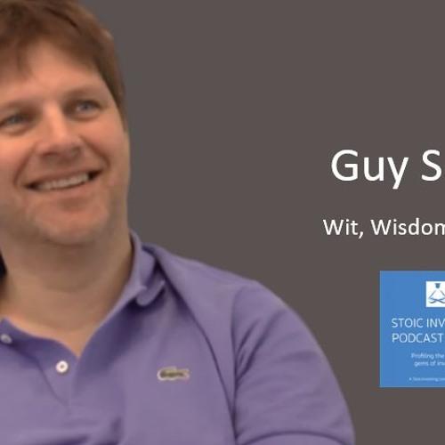 Stoic Podcast - Guy Spier