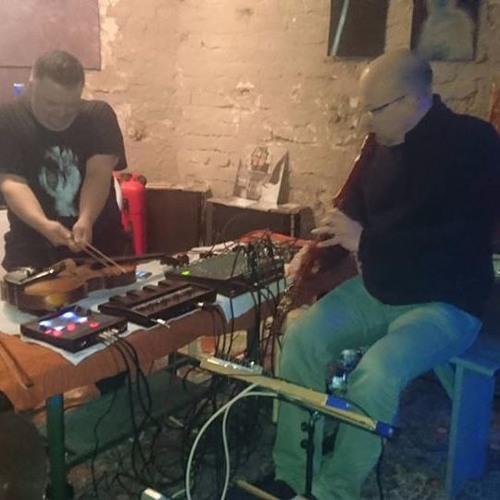 János Bali & Zsolt Sőrés live @Kék Ló