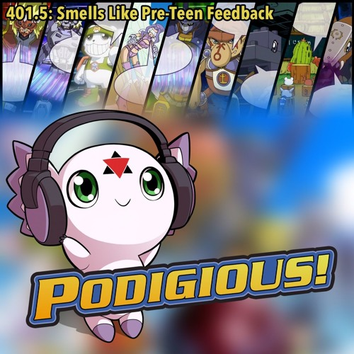 "Digimon Frontier: Human Spirits Arc (Feedback)   401.5: ""Smells Like Pre-Teen Feedback"""