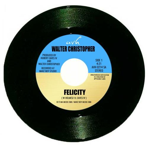 Walter Christopher - Felicity - Radio Edit