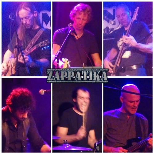 Free Download - ZAPPATiKA 5 LIVE !  Full 15 track Live set