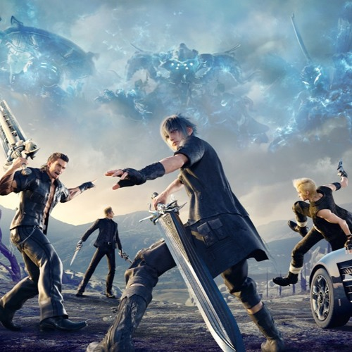 Final Fantasy XV Booster Pack