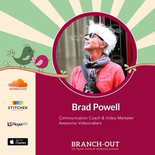 Humanizing Your Brand With Facebook Live Ft. Brad Powell