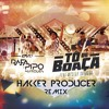 Rafa & Pipo Marques ft. Wesley Safadão - Tô De Boaça [Hakker Producer Remix] mp3
