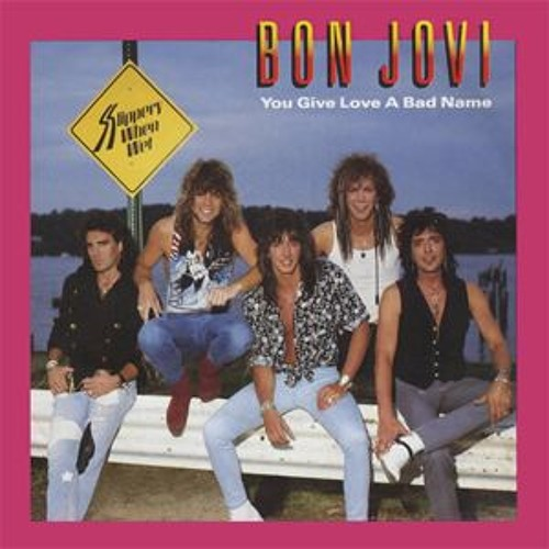 "Bon Jovi - You Give Love A Bad Name ( MVRK ""QUICK"" REMIX )/// FREE DOWNLOAD"