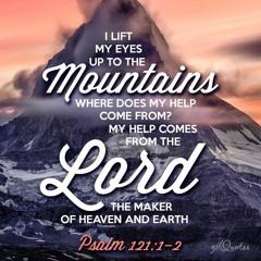 Praying Psalm 121