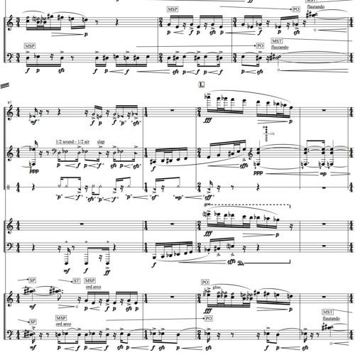 Dharani no Manimani (2016) for 6 musicians