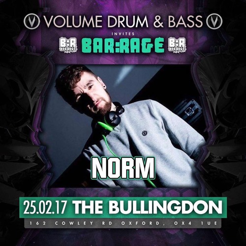 Norm - Volume Dnb Promo Mix (February 2017)