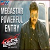 Background Score Of  Megastar Entry In Bruclee