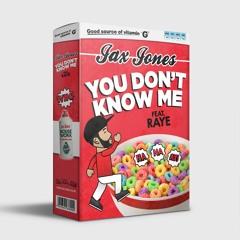 Jax Jones - You Don't Know Me [Remake]