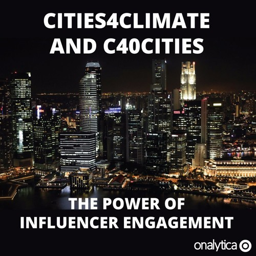 Cities4Climate Power of Influencer Engagement with Andrea Learned and Stephanie Stuckey Benfield