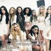 Little Mix Ft Fifth Harmony - Secret Love Song From Home (Mashup)