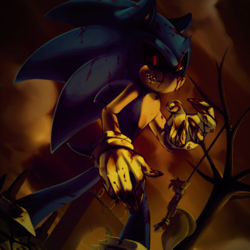 Sonic EXE Stronger Than You by Metalsonicdragon98 | Free