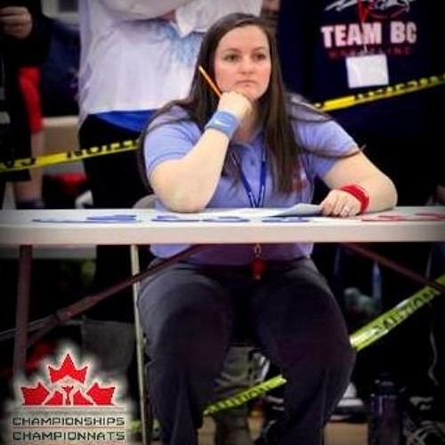 Wrestling Podium Radio: Interview with Dylyn Harrison, Canadian National Wrestling Referee