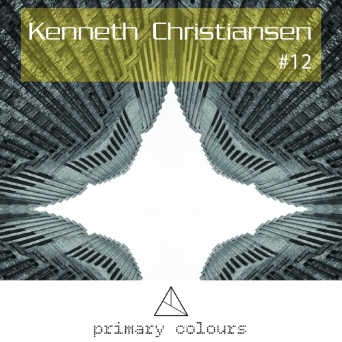 Primary [colours] Mix Series #12 - Kenneth Christiansen