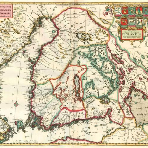 V./VI. Finnish Suite - Gästbåds Annandagsmenuett/Karhunkulma