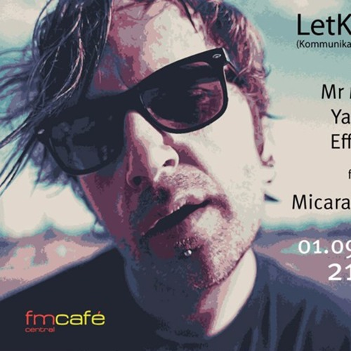 LetKolben at FmCafe Central - Moscow, Russia - 01.09.2012
