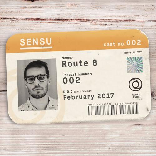 SensuCast / 002 / Route 8
